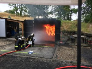 Iopse fire training