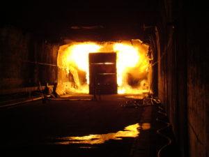 Tunnel Spain
