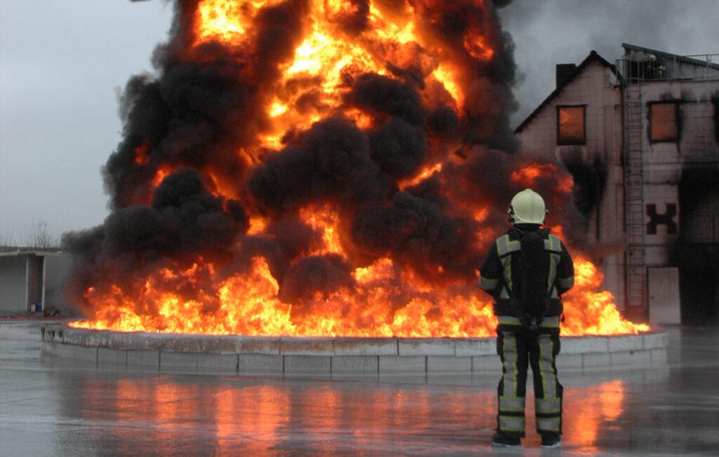 efectis fire safety test antwerp