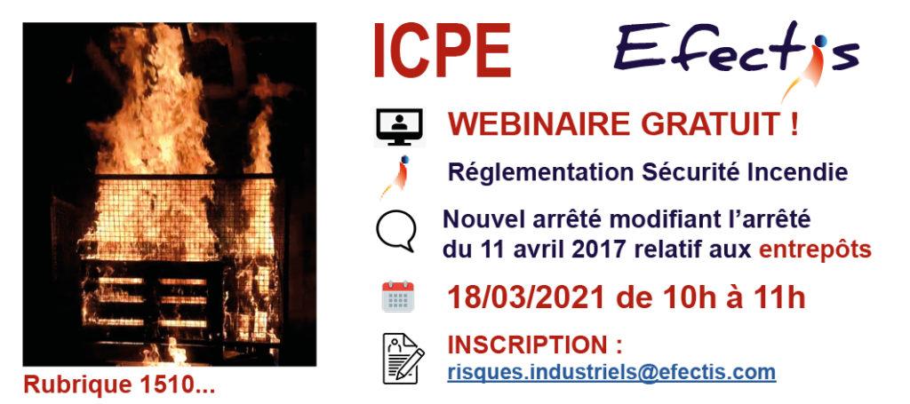 banniere webinaire nouvel arrete ICPE 18 03 2021 300 ppp
