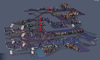 Simulation evacuation1