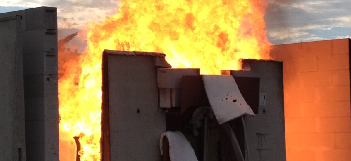 Jet-Fire test: great success