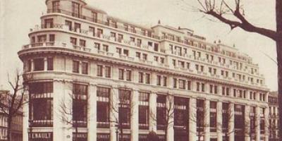 Un projet historique - Immeuble 52 avenue des Champs Elysées