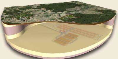 Efectis contribue à la mise en sécurité de l'installation de stockage des déchets radioactifs