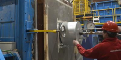 EFECTIS'te Endüstriyel Ocak Testleri