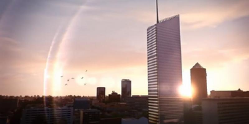 La tour Incity : Un projet complet