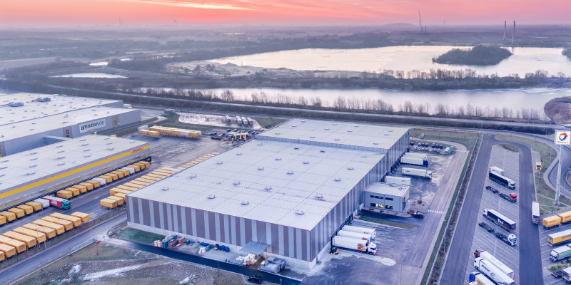 FSE study applied to an Ikea distribution center